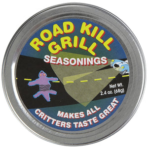 Road Kill Grill Rub