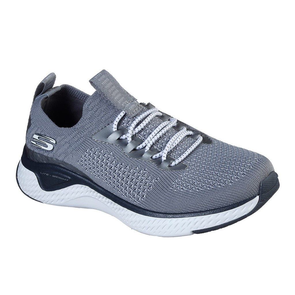 Skechers Boys Solar Fuse Shoes - 400022L-GYCC