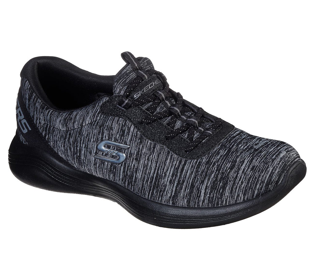 Skechers Envy Women Lifestyle Shoe - 104051-BKCC