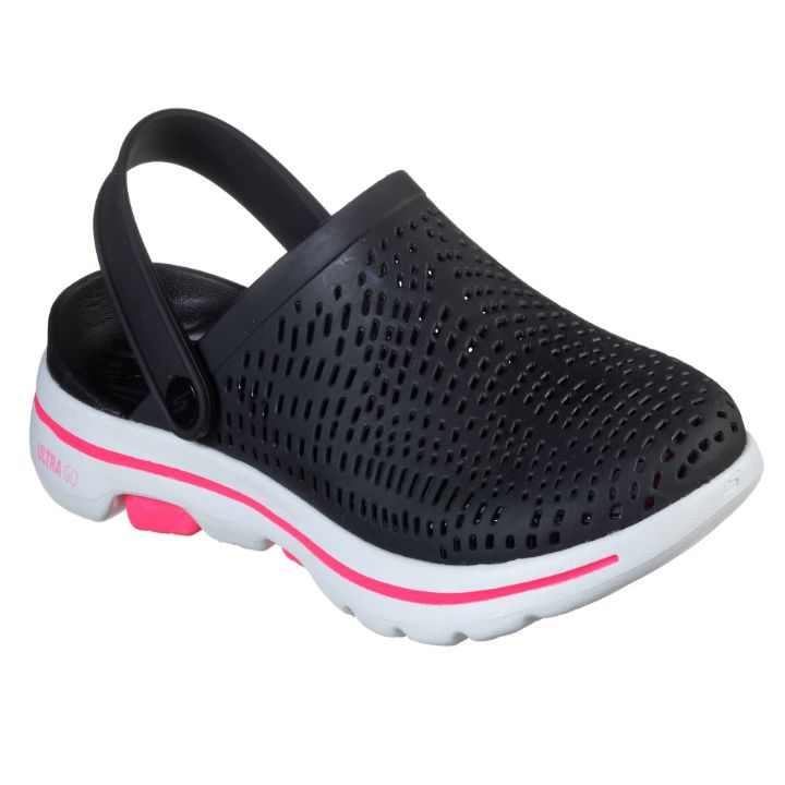 Skechers Women Cali Gear Foamies Go Walk 5 - 111103-BKW