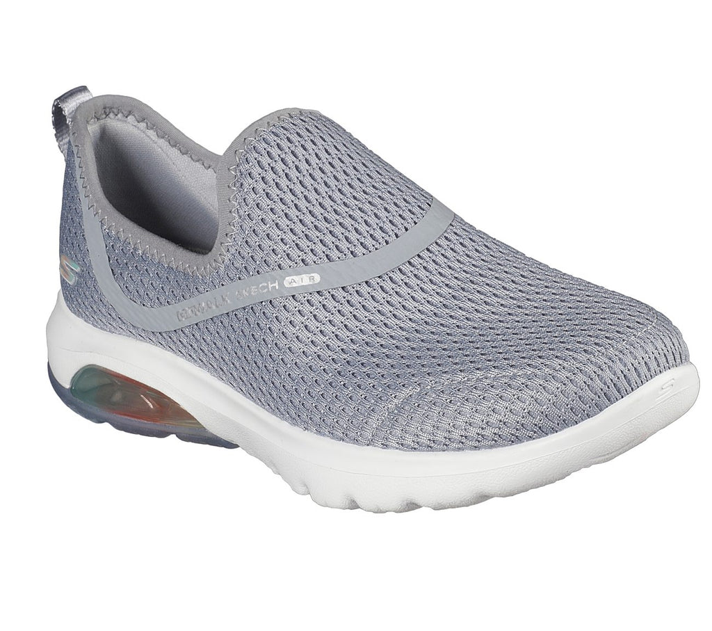 Skechers Women Go Walk Air Shoes - 124073-GRY