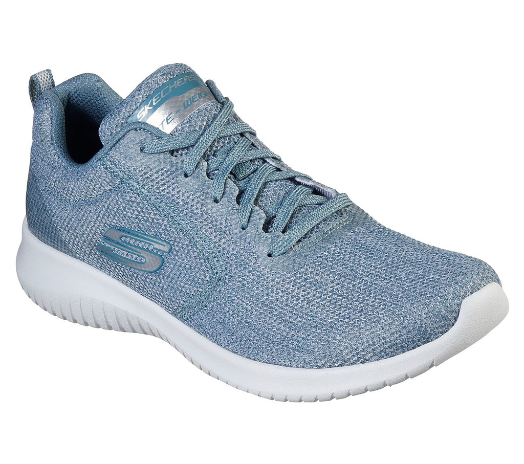 Skechers Ultra Flex Women Lifestyle Shoe - 13111-SAGE