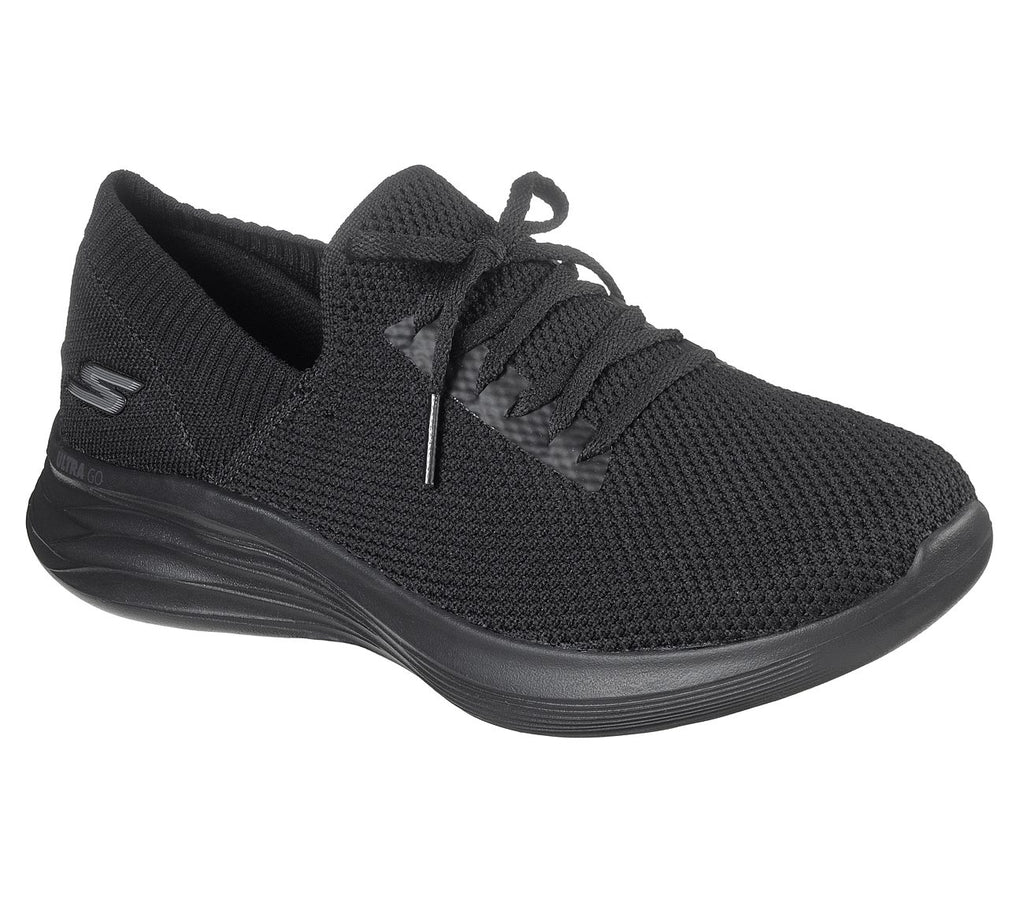 Skechers Women You Wave Shoes - 132015-BBK