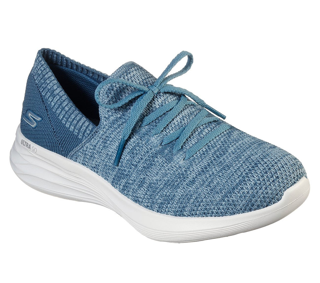 Skechers Women You Wave Shoes - 132015-BLU