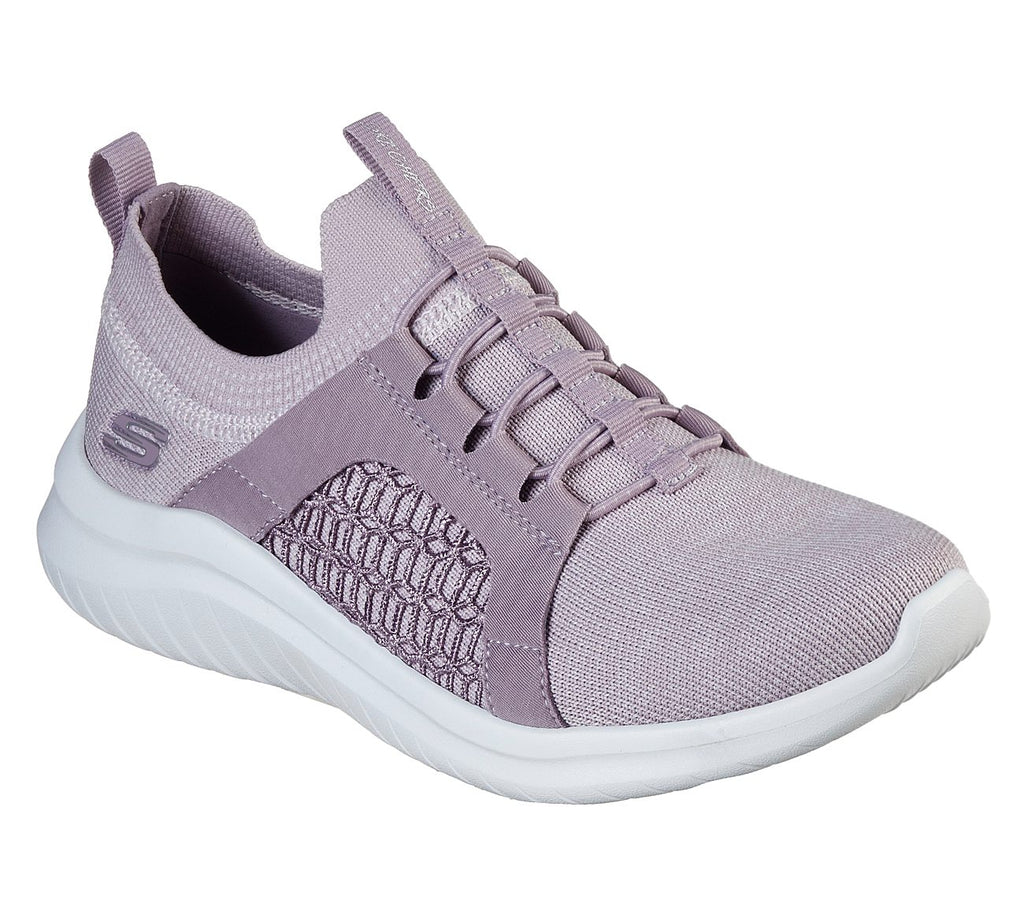 Skechers Women Ultra Flex 2.0 Shoes - 13351-LAV