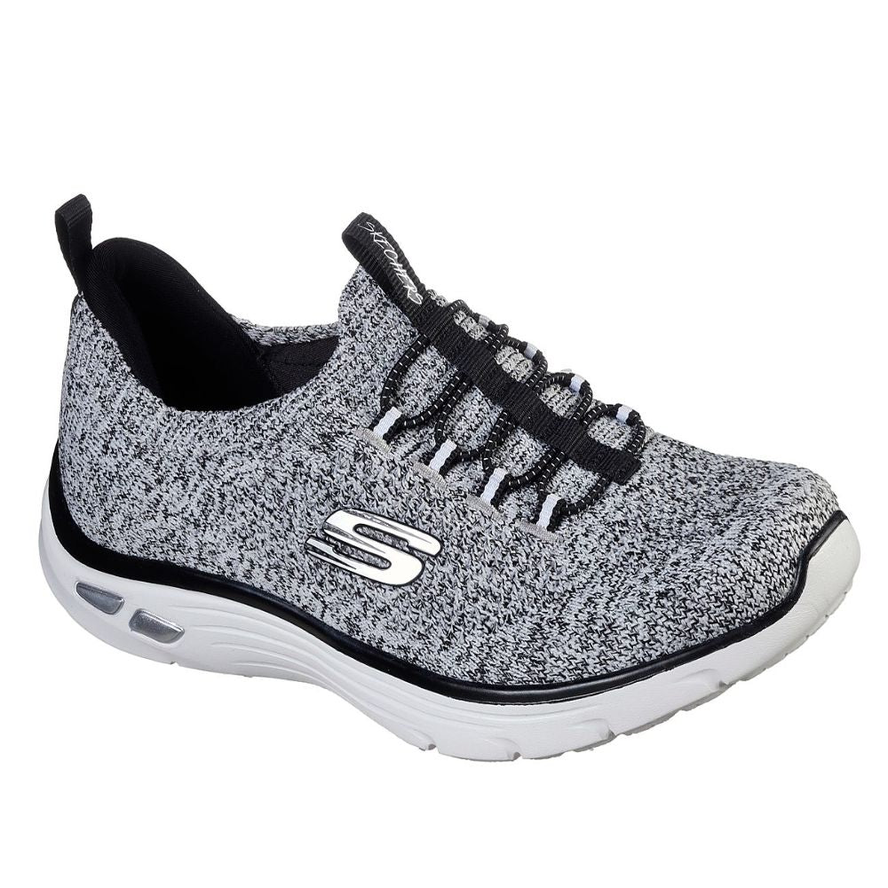 Skechers Women Empire D'Lux Sport Shoes - 149007-WBK