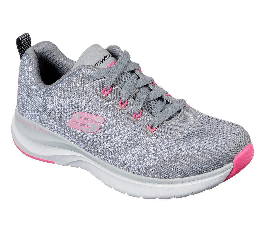 Skechers Women Ultra Groove Shoes - 149019-GYHP