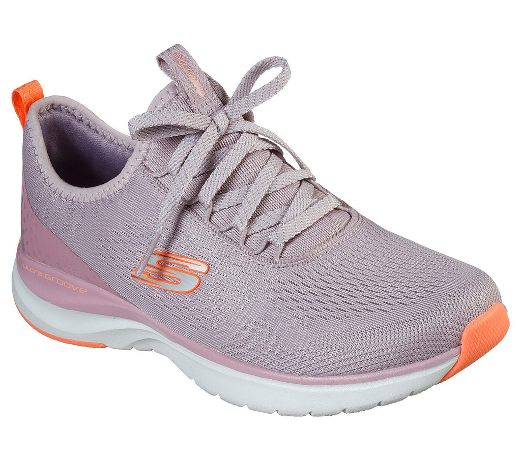 Skechers Women Ultra Groove Shoes - 149021-LAV