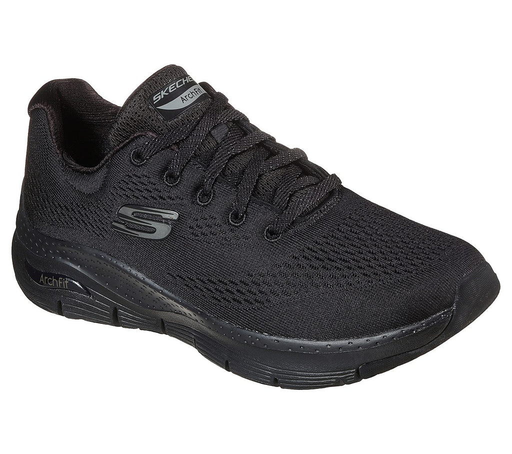 Skechers Women's Sport Arch Fit Shoes 149057-BBK