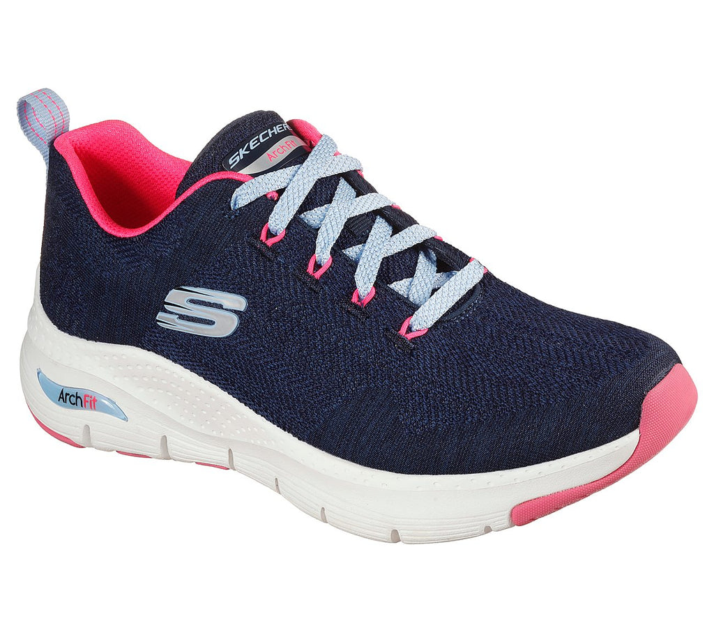 Skechers Women Arch Fit Shoes - 149414-NVHP