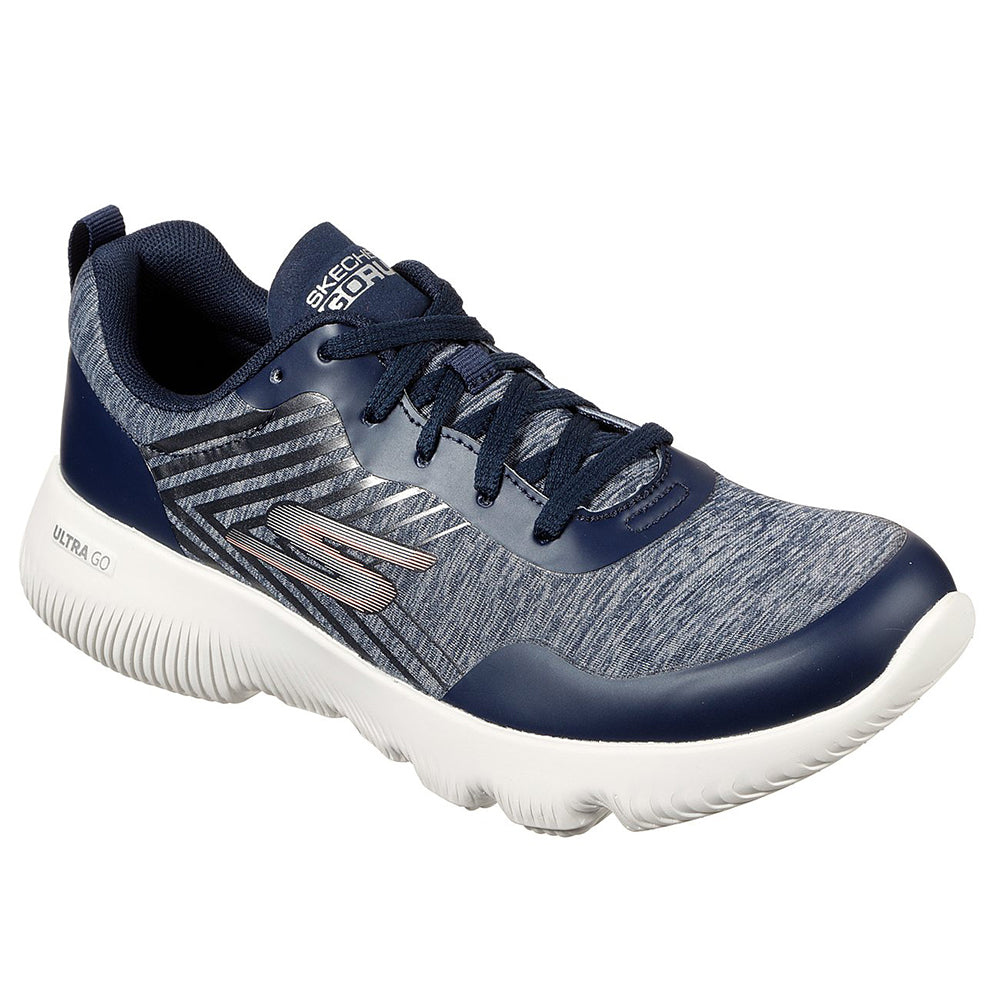Skechers Women Performance Go Run Focus Shoes - 15171-NVPK