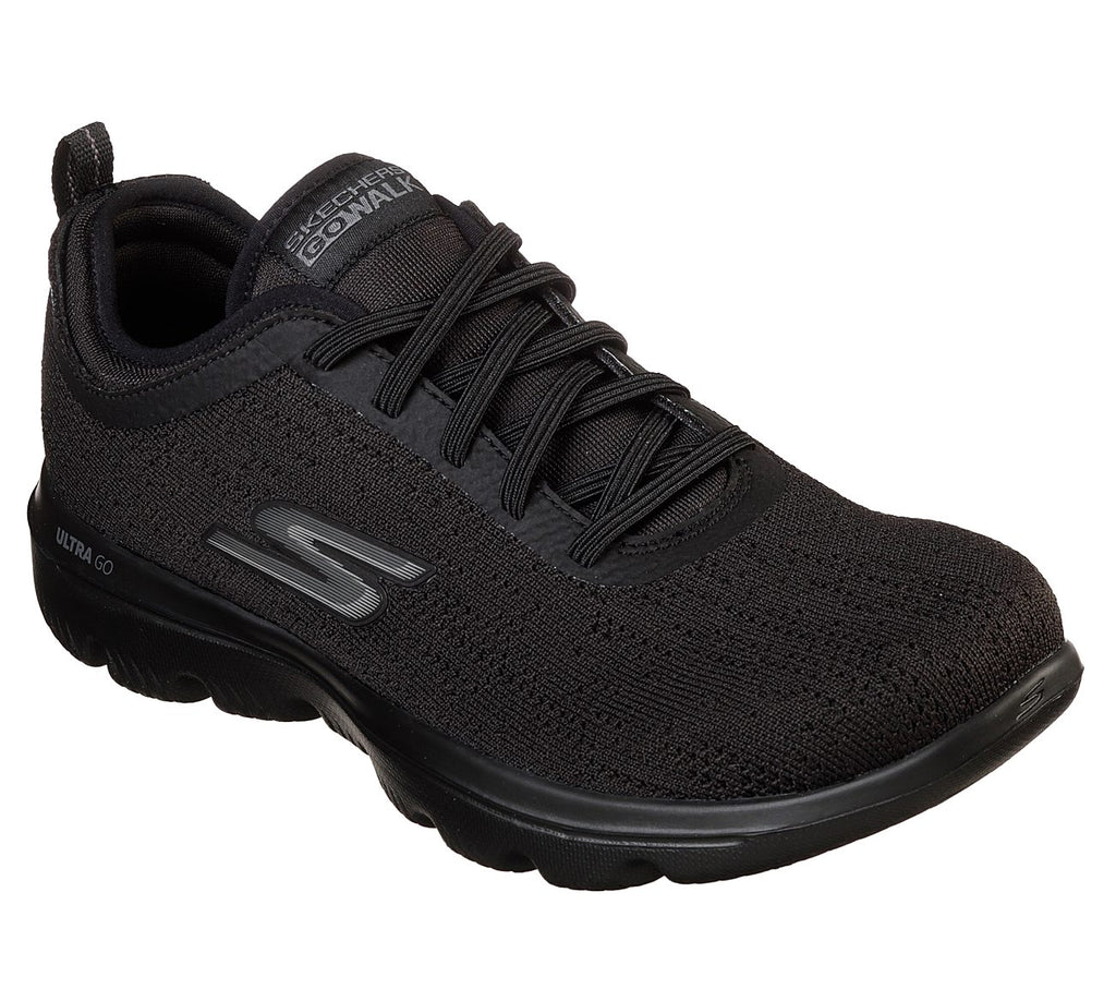 Skechers Women Go Walk Go Walk Evolution Ultra Shoes - 15736-BBK