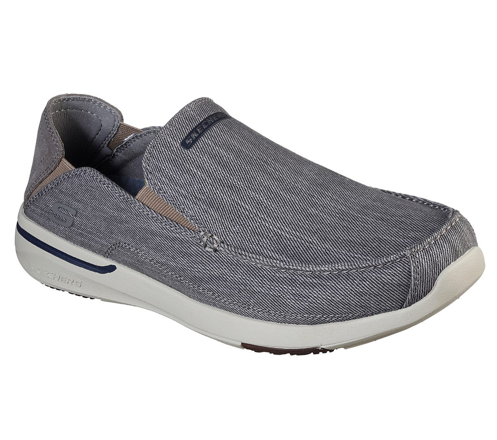 Skechers Men's Usa Elent Shoes 204085-GRY