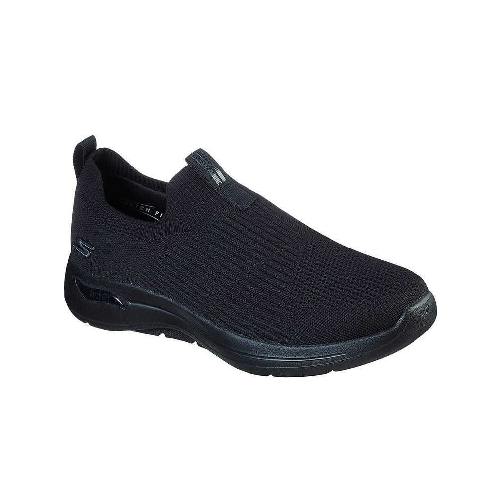 Skechers Men Go Walk Arch Fit Go Walk Shoes - 216118-BBK