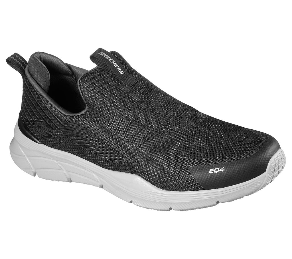 Skechers Men Sport Equalizer 4.0 Shoes - 232020-BKGY
