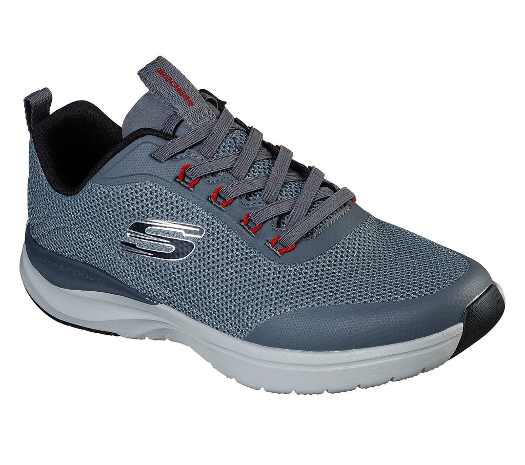 Skechers Men Ultra Groove Shoes - 232031-CCRD
