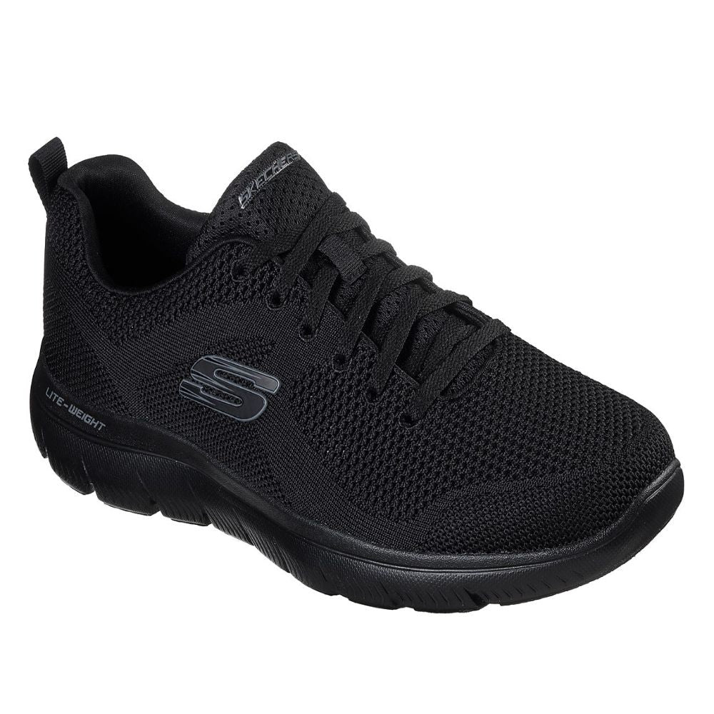 Skechers Men Summits Sport Shoes - 232057-BBK