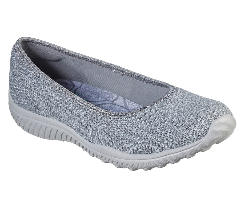 Skechers Women Active Breathe-Easy Shoes - 23289-GRY