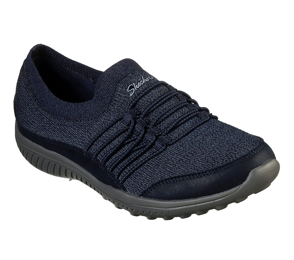 Skechers Be-Light Women Lifestyle Shoe - 23291-NVY