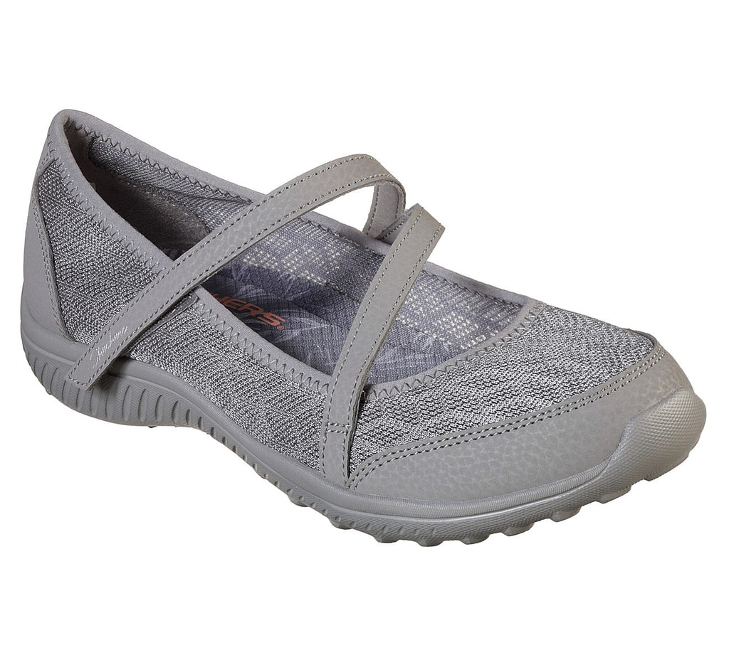 Skechers Women Active Be-Light Shoes - 23297-GRY