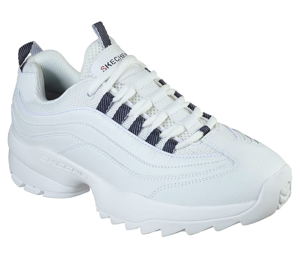 Skechers Men Tidao Shoes - 237011-WHT