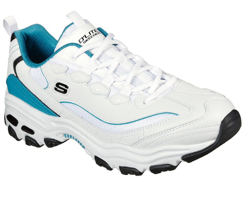Skechers Men D'Lites Shoes - 237054-WTQ