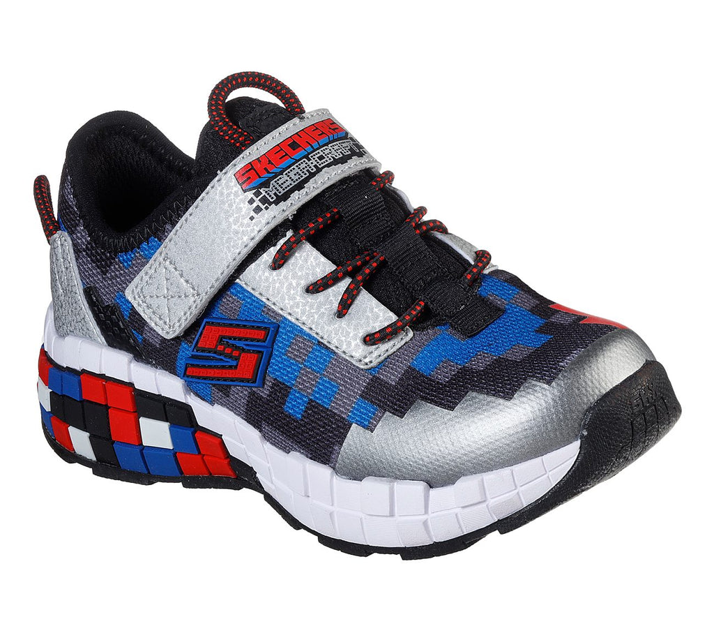 Skechers Boys Mega-Craft Shoes - 400000L-BKSR