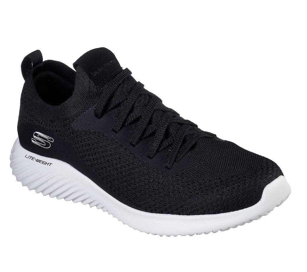 Skechers Men Bounder Skechers Sport Mens - 52595-BKW