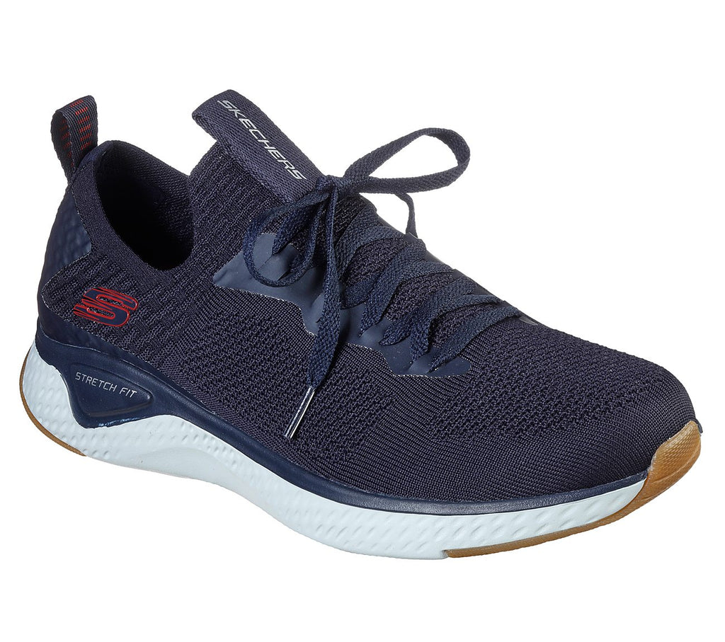 Skechers Men Solar Fuse Shoes - 52757-NVRD