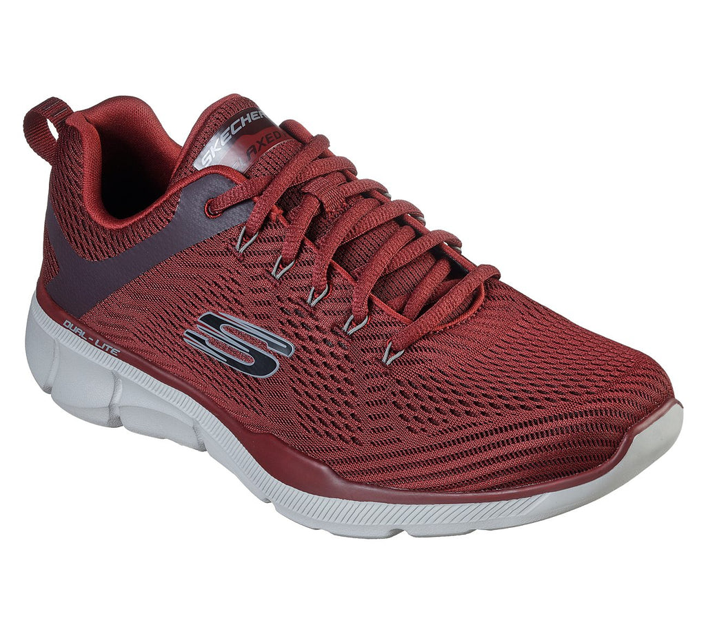 Skechers Equalizer 3.0 Men Lifestyle Shoe - 52927-BURG