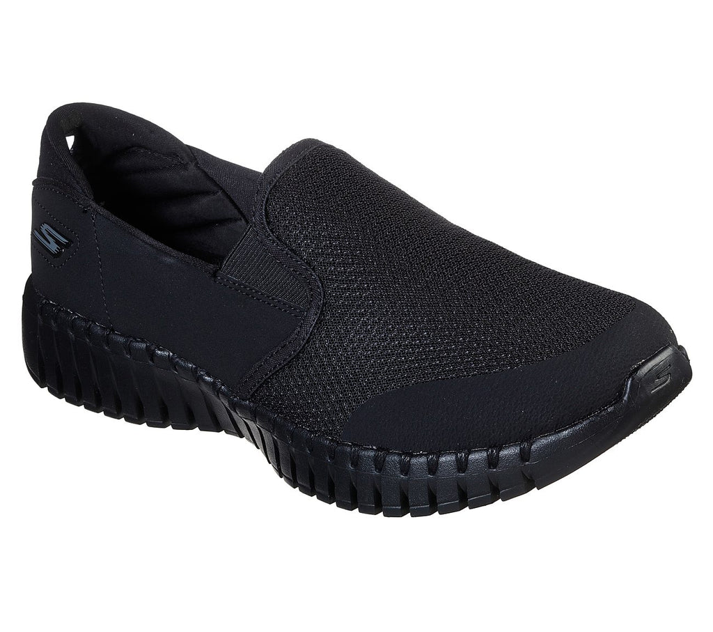 Skechers Men Go Walk Smart Shoes - 54942-BBK