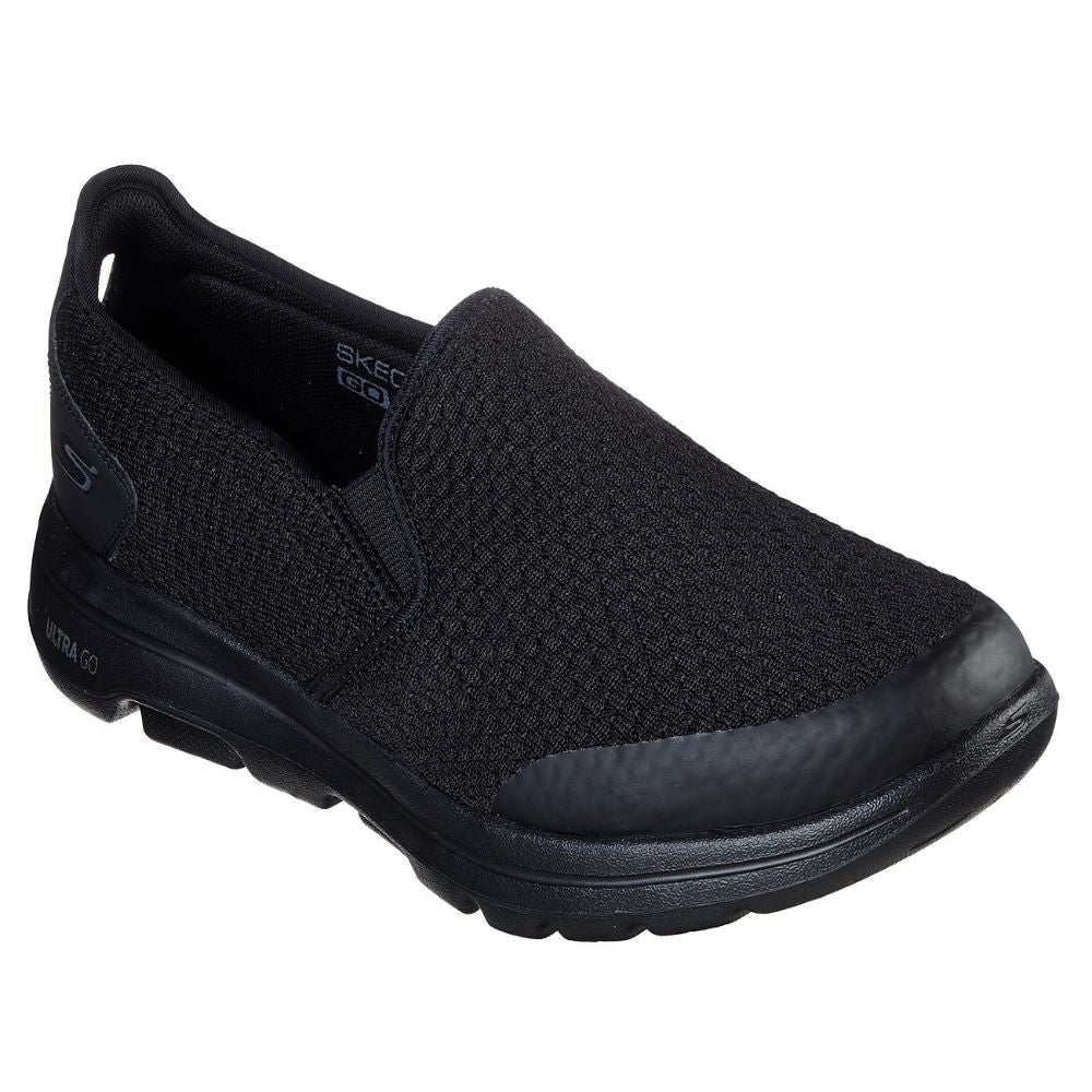 Skechers Men Go Walk 5 Go Walk Shoes - 55510-BBK