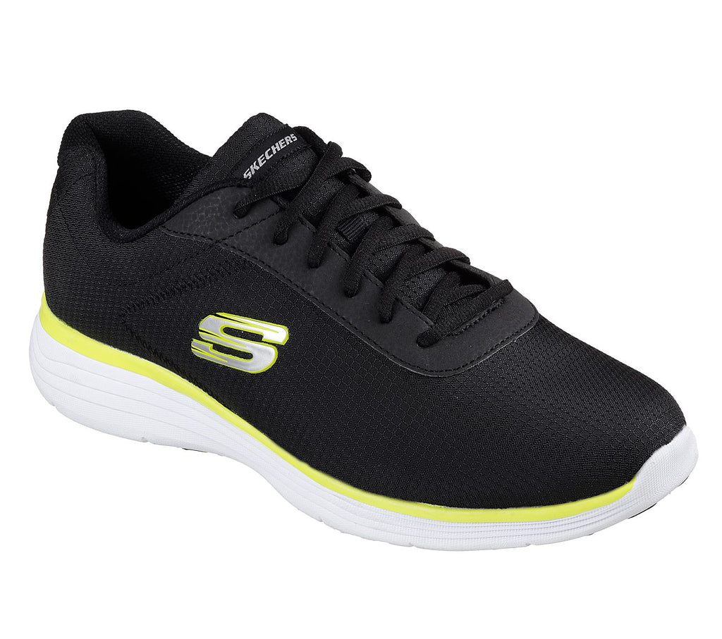 Skechers Strigil Men Lifestyle Shoe - 58358-BKLM