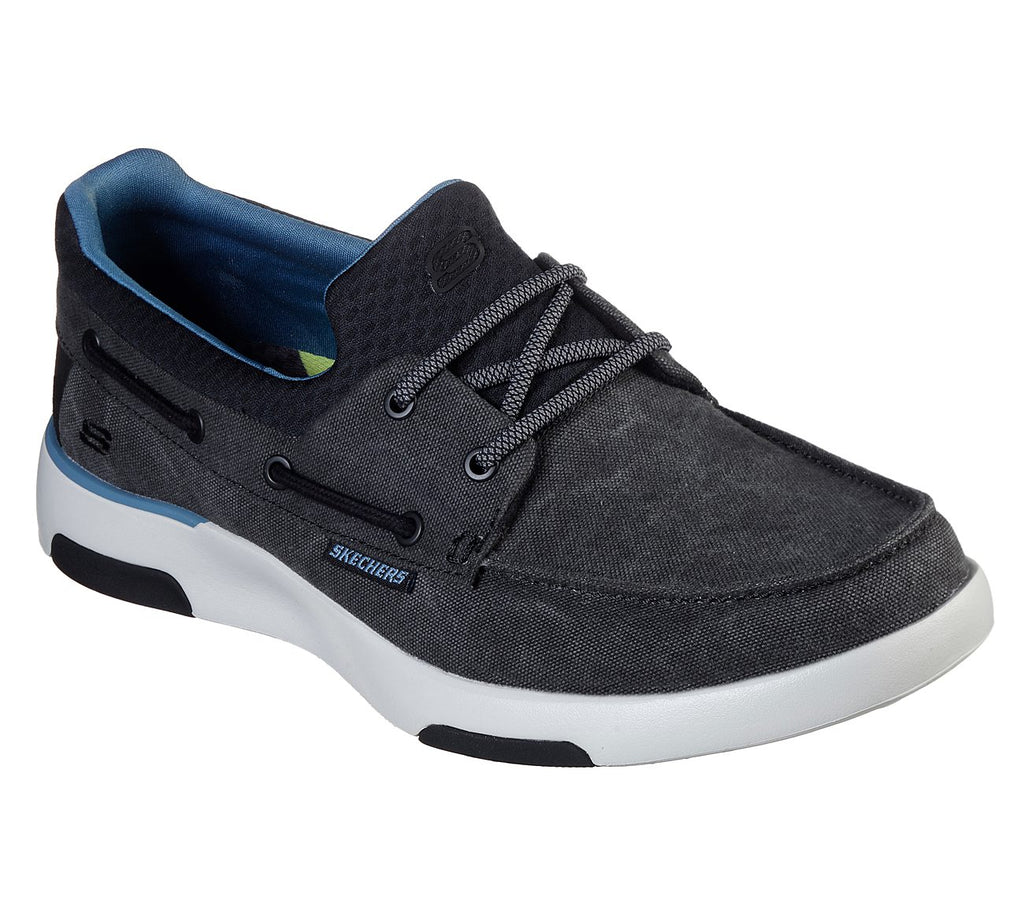 Skechers Men Usa Bellinger Shoes - 65896-BLK