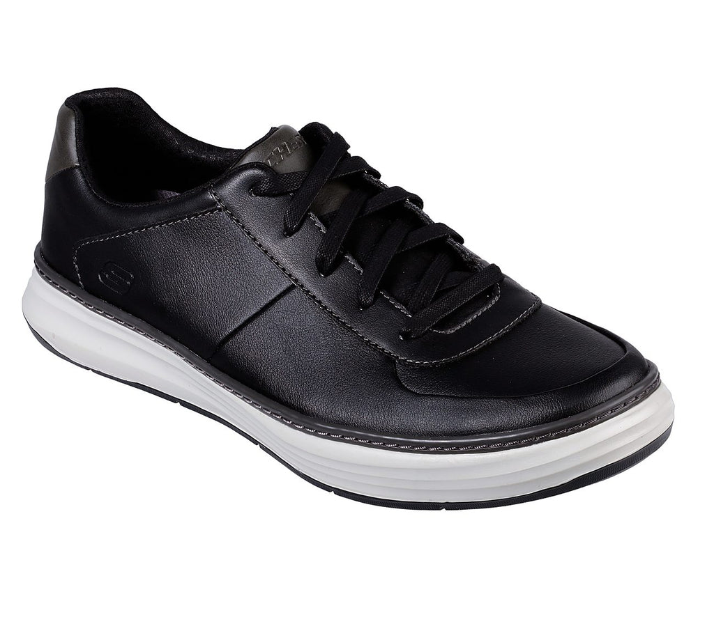 Skechers Men Moreno Skechers Mens Usa - 65983-BLK