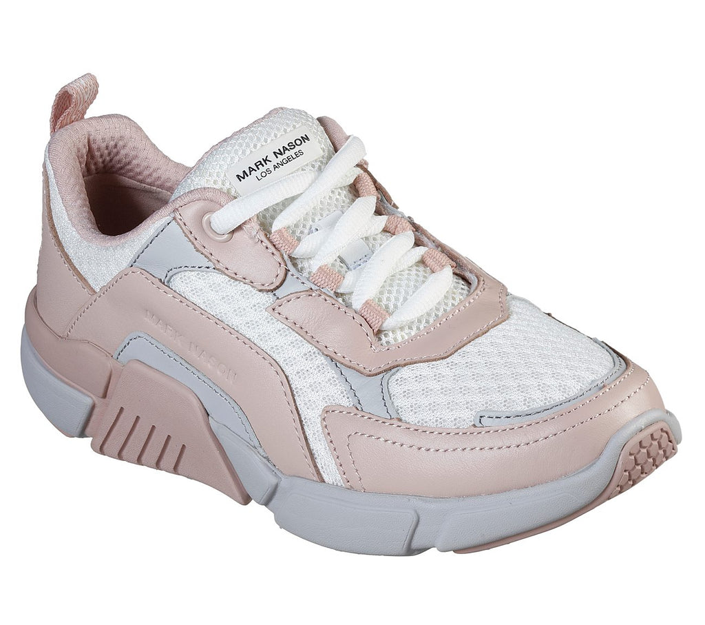 Skechers Women Block Mark Nason Los Angeles Womens - 68854-PKW