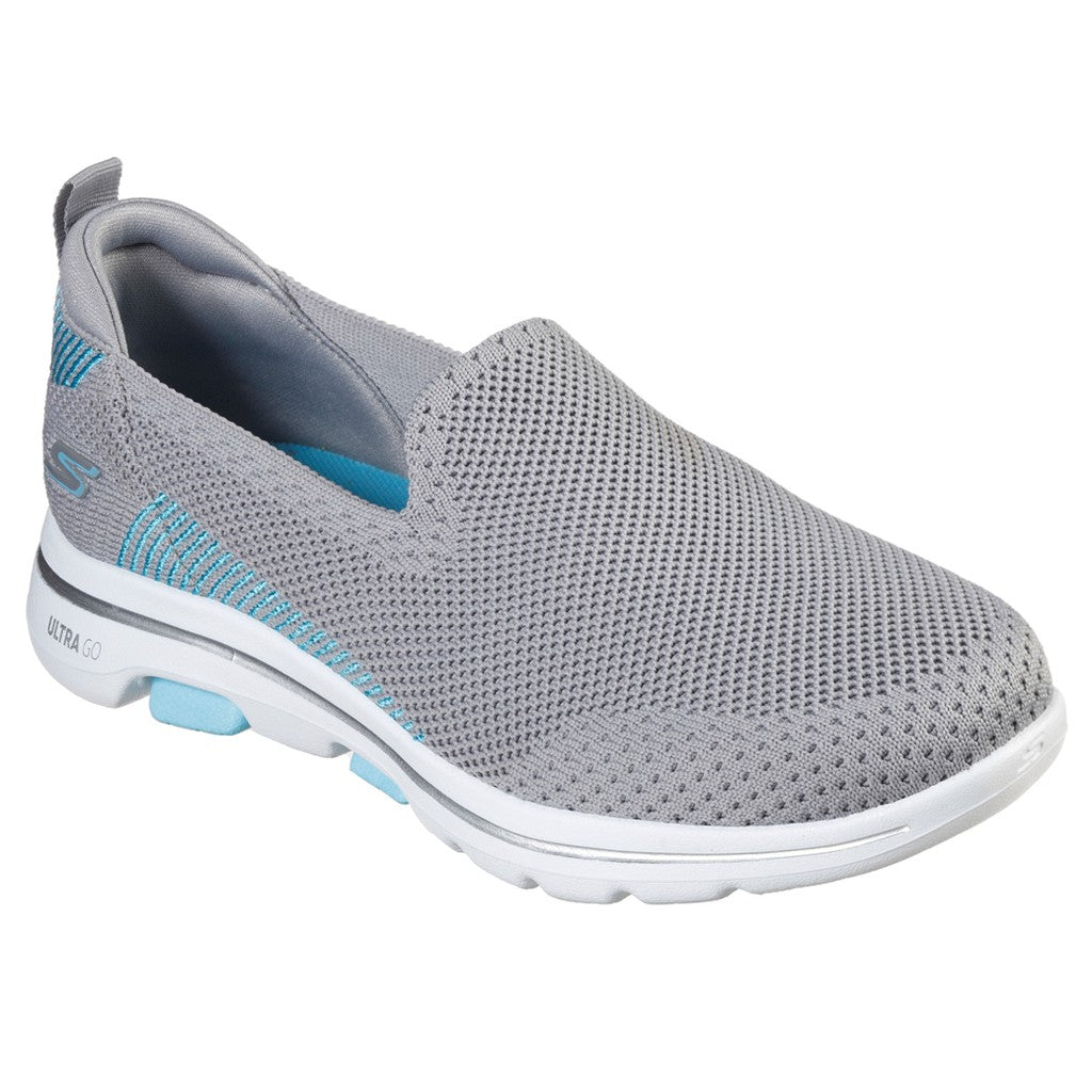 Skechers Women Go Walk 5 Shoes - 15900-GYBL