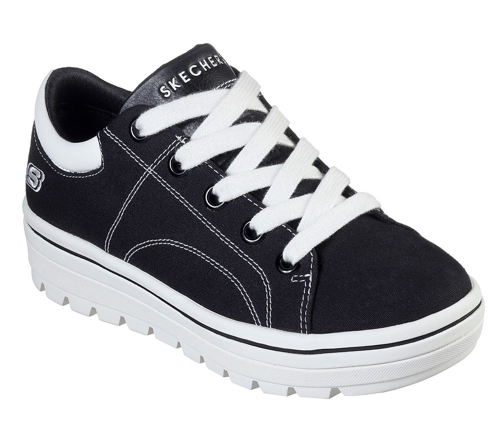 Skechers Women Street Cleats 2 Skechers Street - 74100-BLK