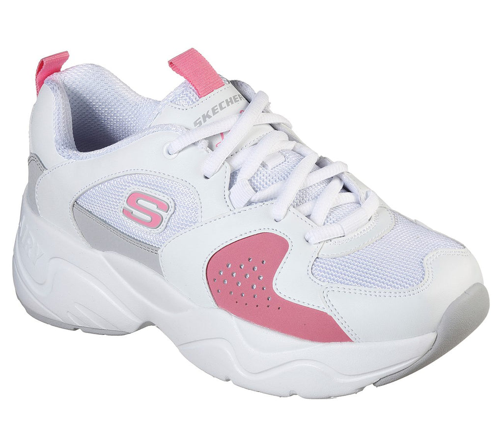 Skechers Women D'Lites Airy 2.0 Sport Shoes - 88888358-WPK