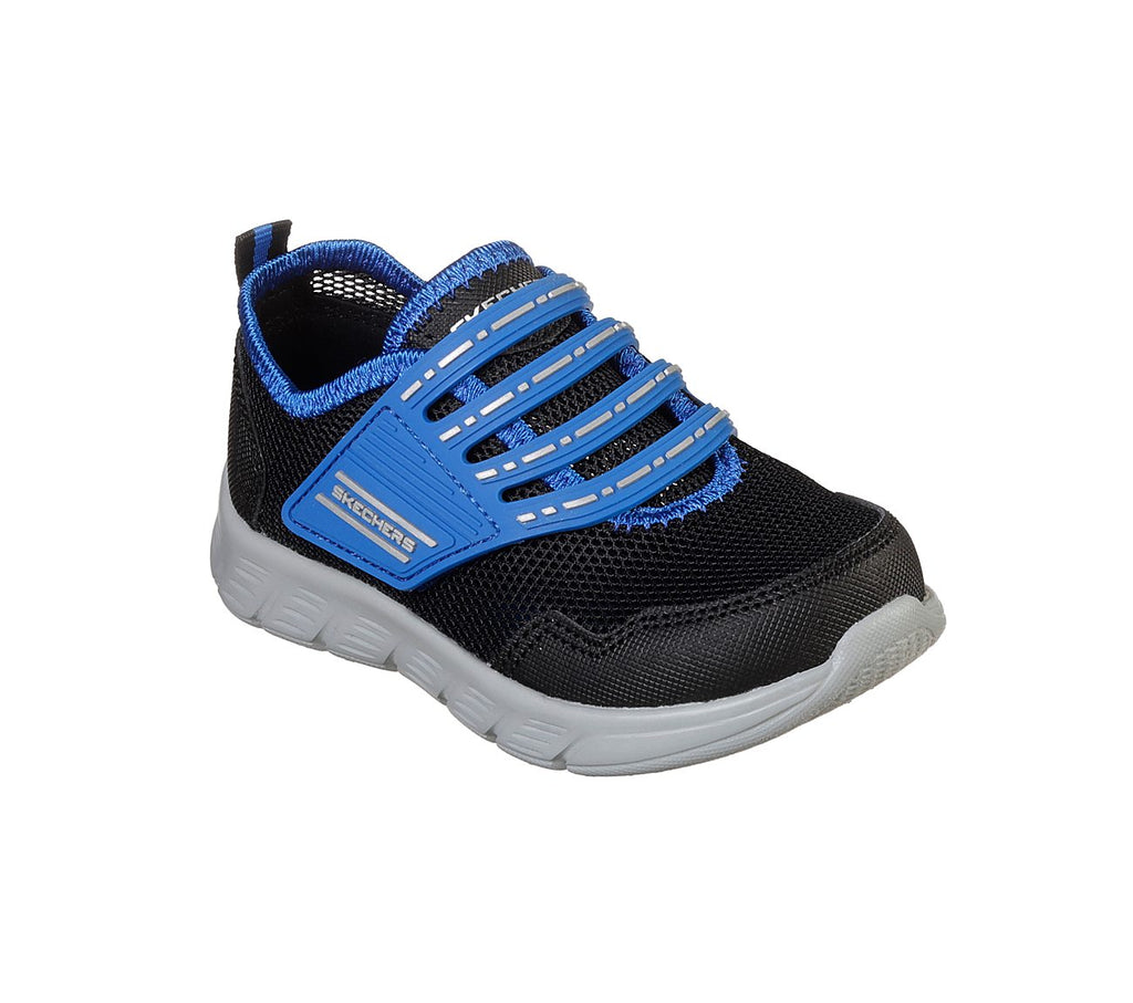 Skechers Boy Comfy Flex Shoes - 95043N-BKRY