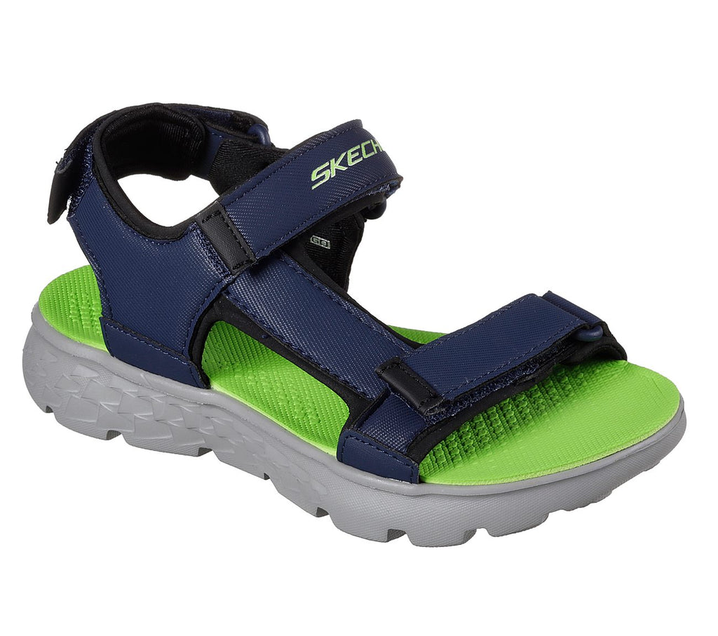 Skechers On-The-Go 400 Boys Lifestyle Shoe - 95697L-NVLM