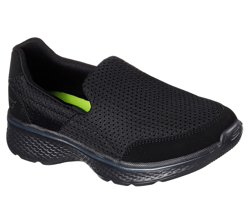 Skechers Go Walk 4 Boys Performance Shoe - 95710L-BBK