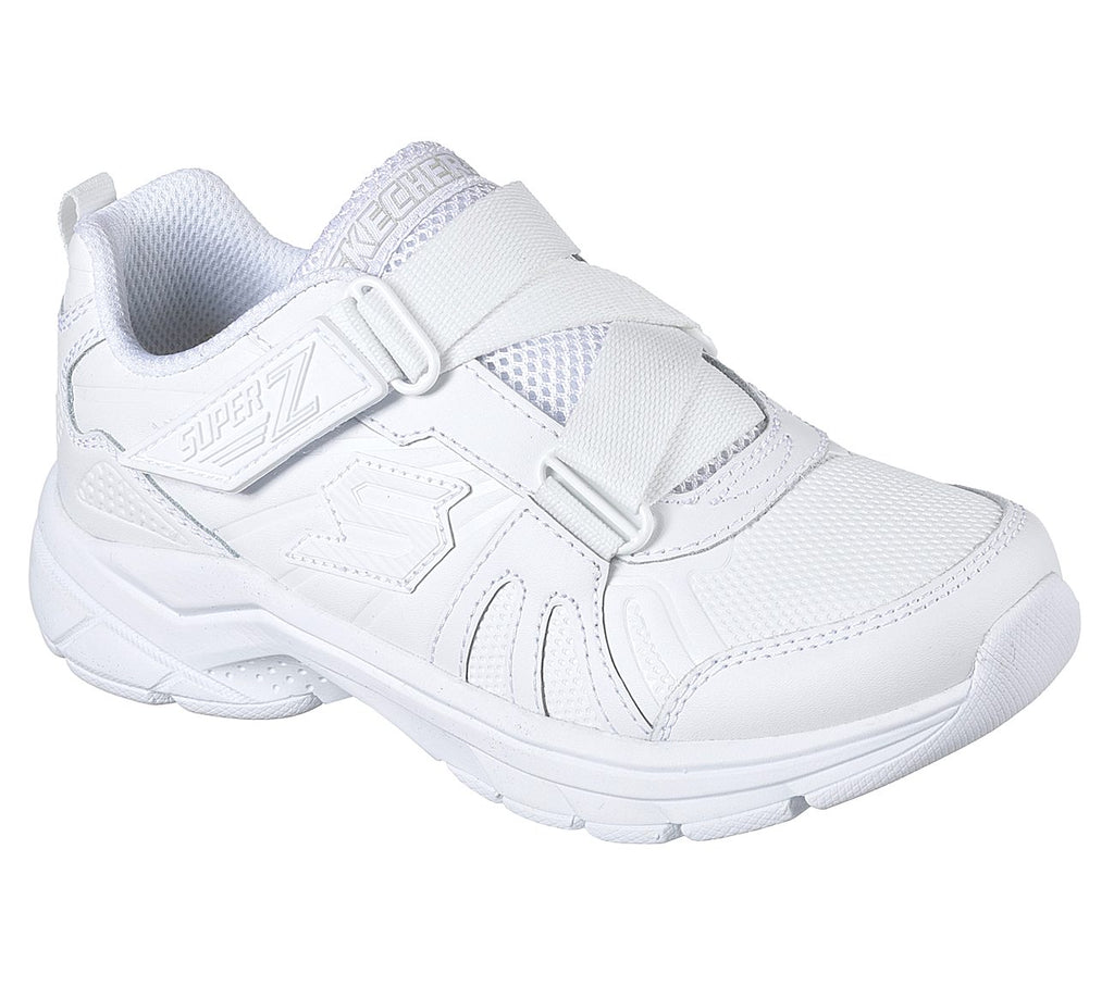 Skechers Ultra Sonic Boys Lifestyle Shoe - 97543L-WHT