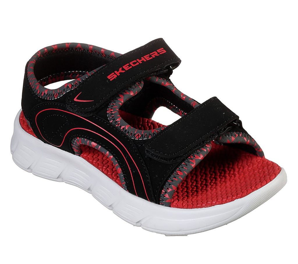 Skechers Boy C-Flex Shoes 97815L-BGRD