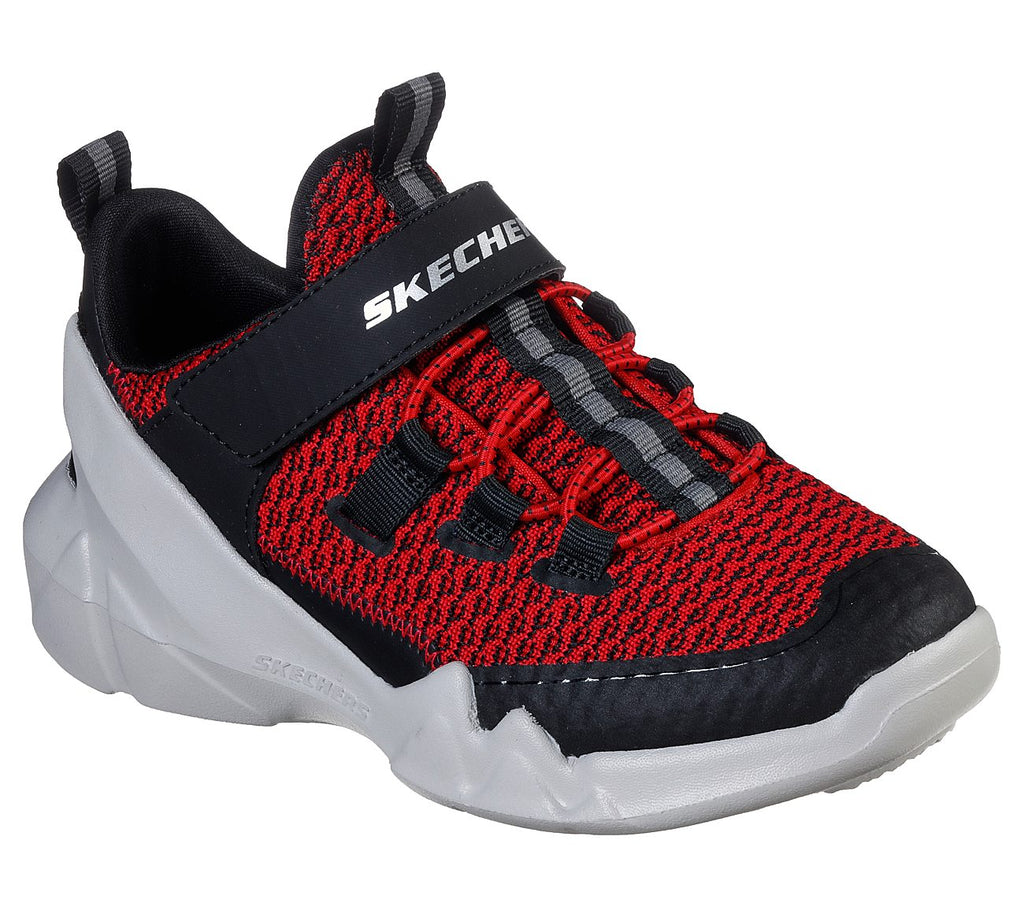 Skechers Boy Dlt-A Shoes - 97961L-RDBK