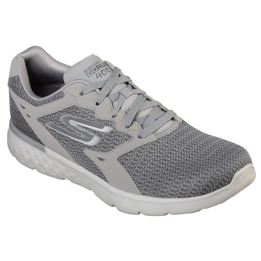 Skechers Men Performance Go Run 400 Shoes 55293-GRY