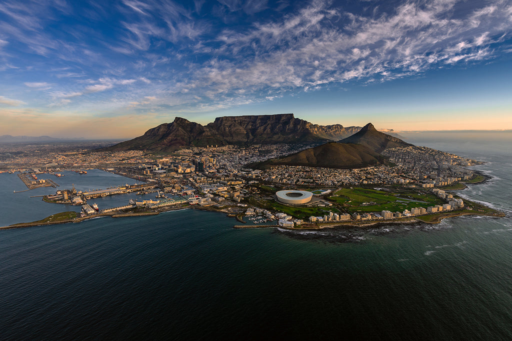 Cape Town Table Mountain | South African wines online in Hong Kong | Free Wine delivery Hong Kong