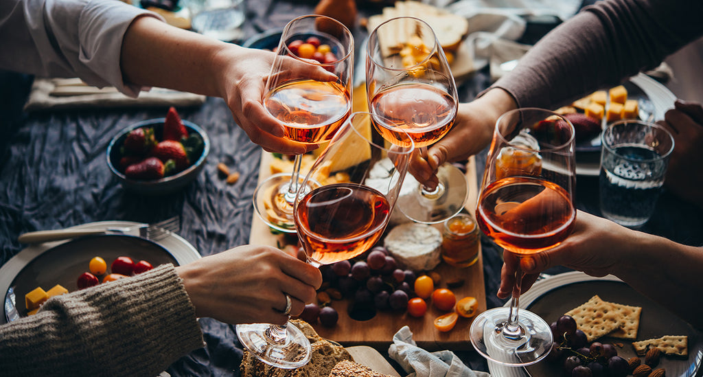Lekker wine with friends and family | South African wines online in Hong Kong | Free Wine delivery Hong Kong