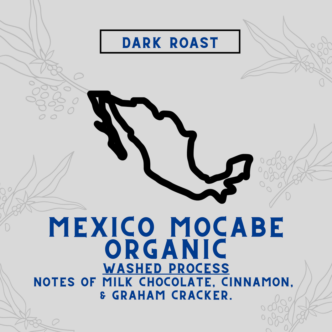 Mexico Mocabe Organic / 12oz