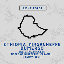 Load image into Gallery viewer, Ethiopia Yirgacheffee Dumerso / 12oz